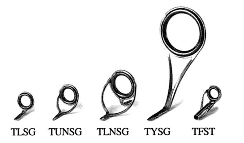 рыболовные кольца через фуджи